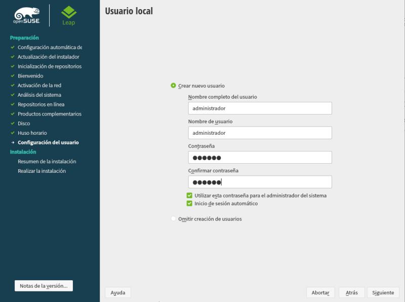 instalar-open-suse-usuario-local
