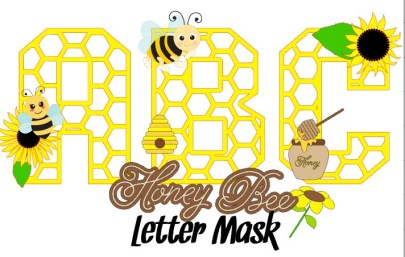 Letter Mask