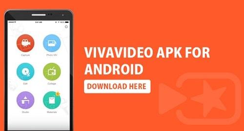 vivavideo apk pour android