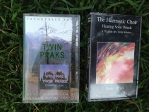 As ironic hipster as it may be to listen to a cassette tape of Twin Peaks may be ... TRASH.