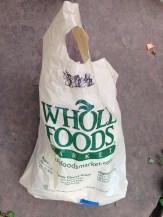 Bag of bags. TRASH.