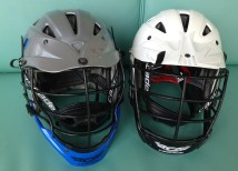Lacrosse Helmets. Perfect for my kids who don't play Lacrosse. DONATE.