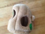 Defunct dog toy. TRASH.