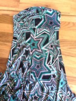 Very attractive strapless maxi dress. DONATE.