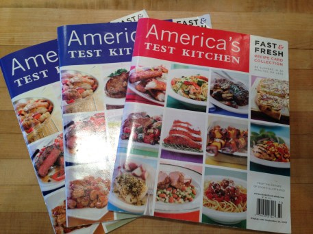 I tore out the recipes I might use and the rest are FREE.