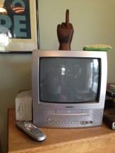 Stupid TV.