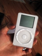 The second version of the iPod. eBay.