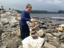 Adding to the cairns