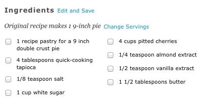 http://allrecipes.com/recipe/baked-fresh-cherry-pie/