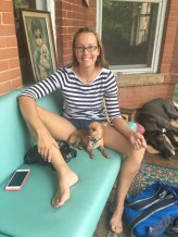 Nina takes it to the next level with Scheissehund!
