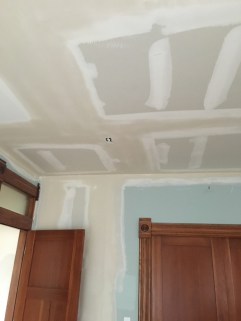 Drywall. Boom!