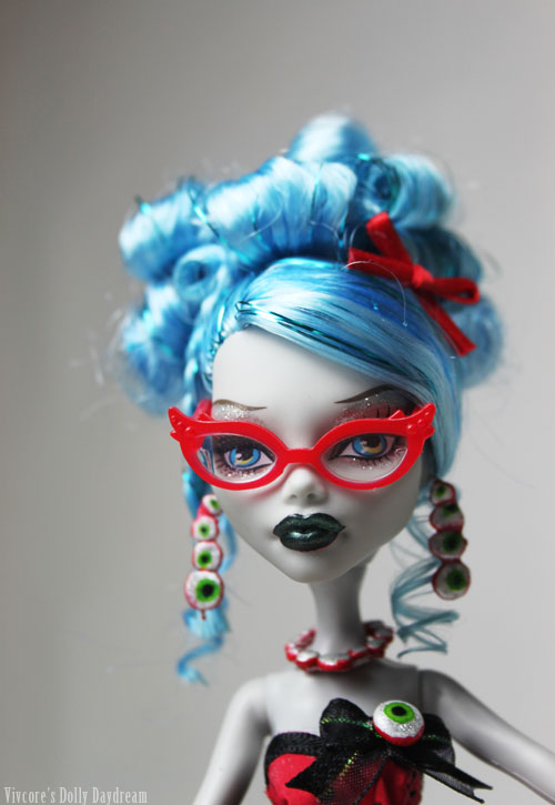 Monster Party High Hair
