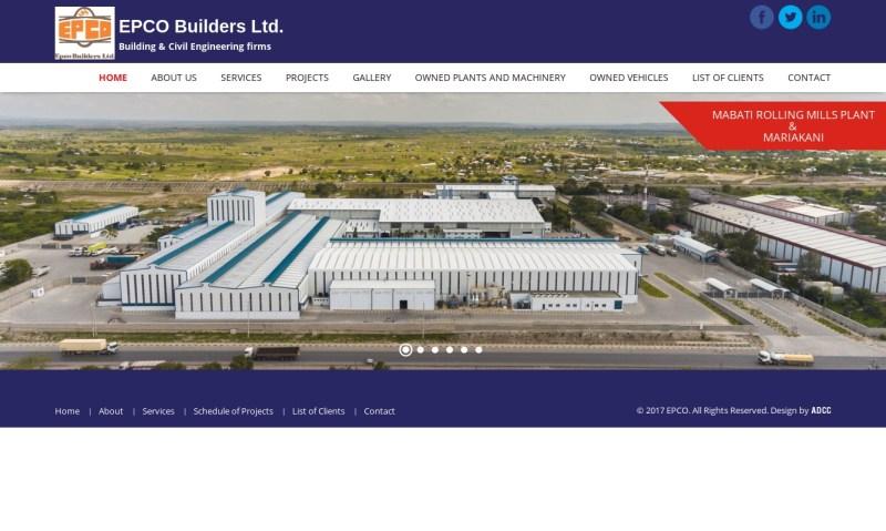 EPCO Builders ltd