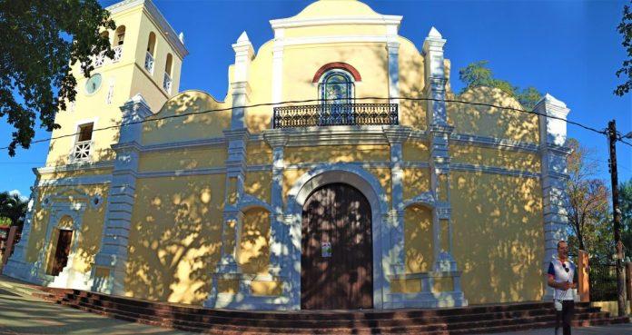 La Iglesia Nuestra Señora de los Remedios, Azua