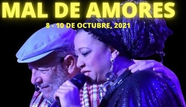 Mal de amores con Freddy Ginebra y Diomary la Mala en el Chicago International Latino Theater Festival