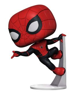 Funko Pop! Spider-Man: Far from Home – Spider-Man (Upgraded Suit)