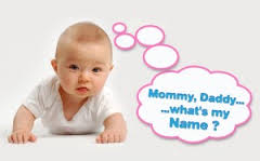 Boy baby names, Girl baby names