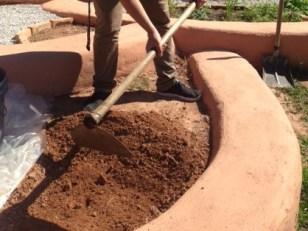 Manutenção do solo ©Sabor de Fazenda