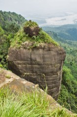 Koh Ramah - a volcanic cone shaped rock structure