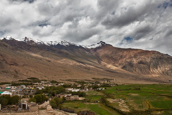 Khardung village
