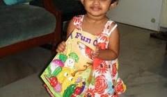 Star Bazaar's Youngest Shopper!