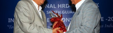 Industrial Relations Conclave at NHRDN South Gujarat