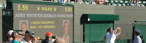 Wimbledon Shots