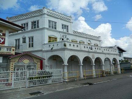 Capildeo Biswas House