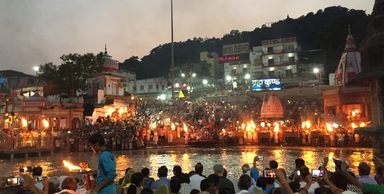 Ganga The Cleansing River