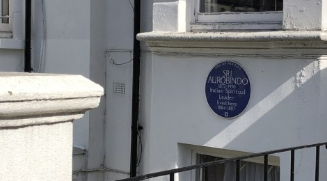 Sri Aurobindo In London