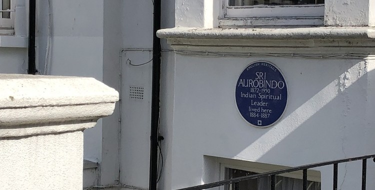 Sri Aurobindo In London