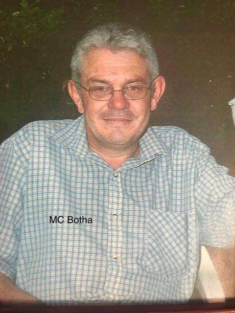 MC Botha