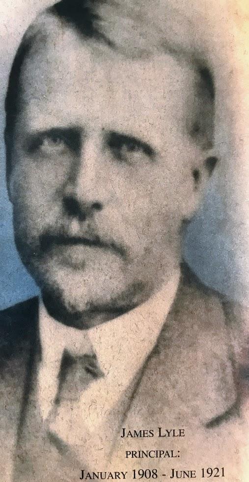 James Lyle (1908-1921)