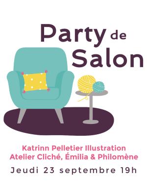 Party de salon 7