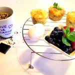 Muffins aux oeufs Keto cétogènes