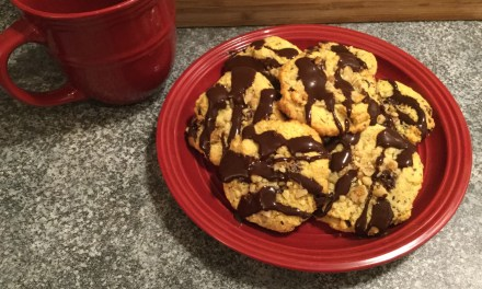 Biscuits kéto aux brisures de chocolat