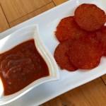 chips de salami