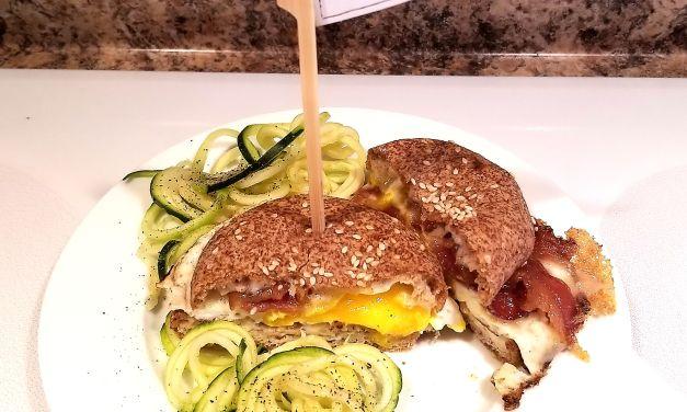 Sandwich savoureux