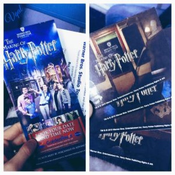 studio Harry Potter,
