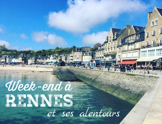 Week-end à Rennes