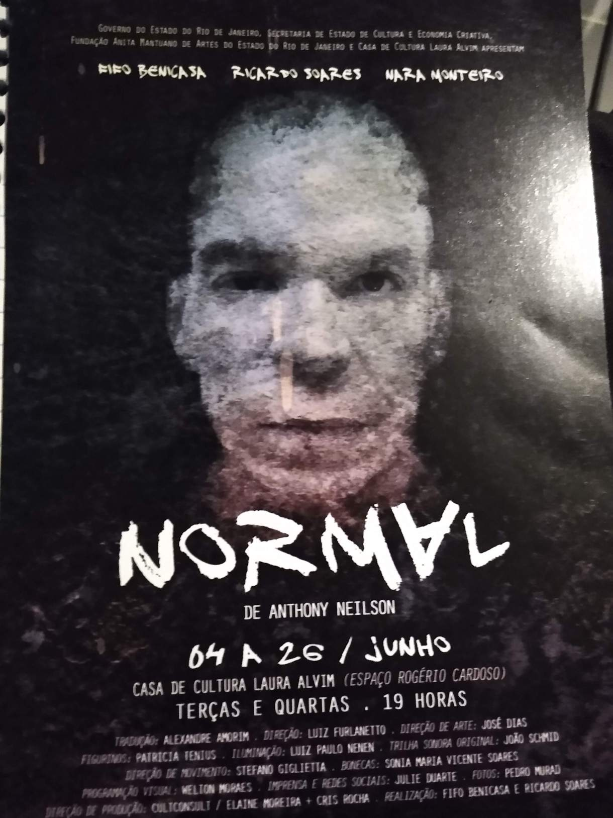 teatro Normal antony neilson