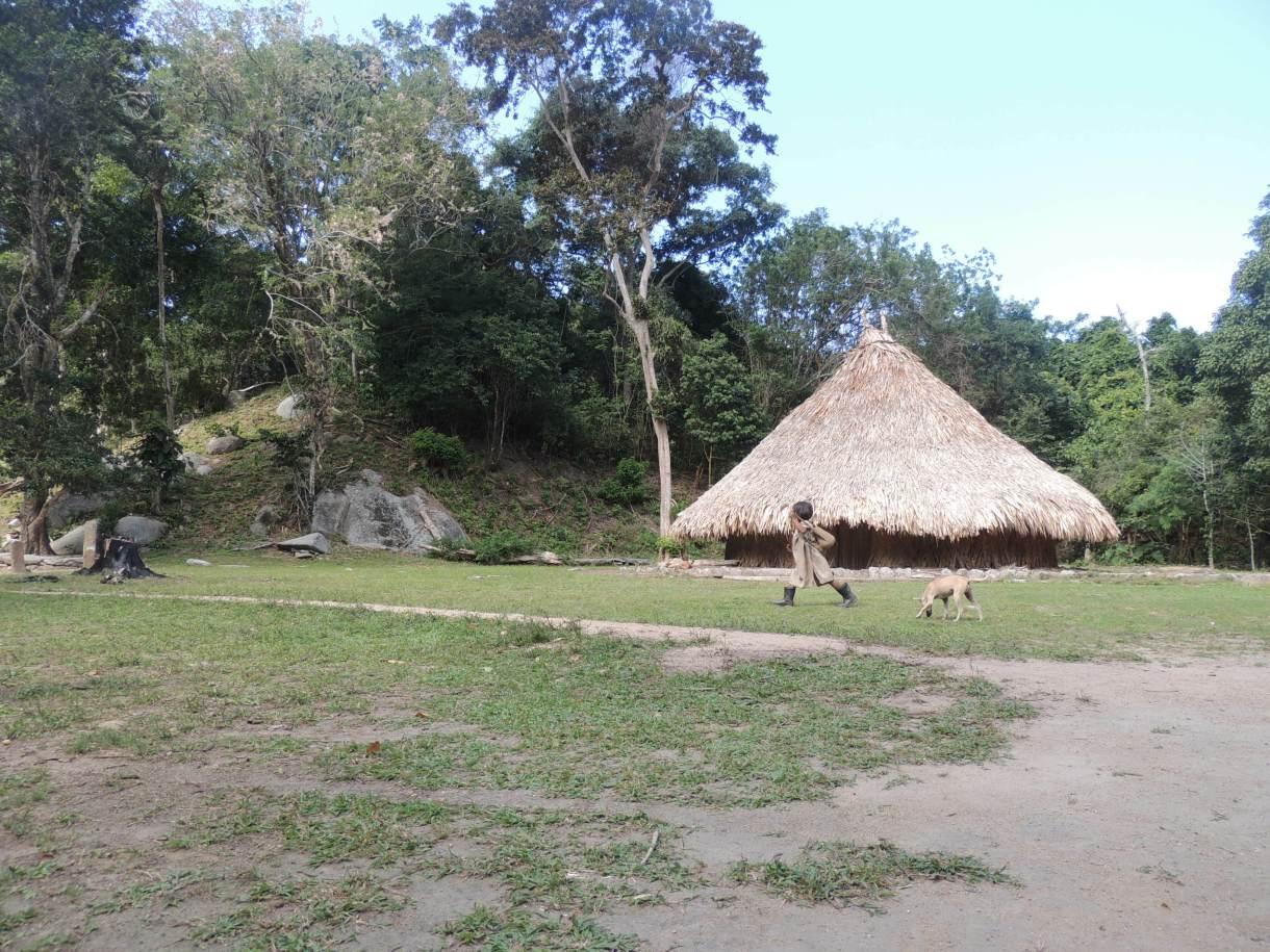 Pueblito possui resquícios do povo Tayrona