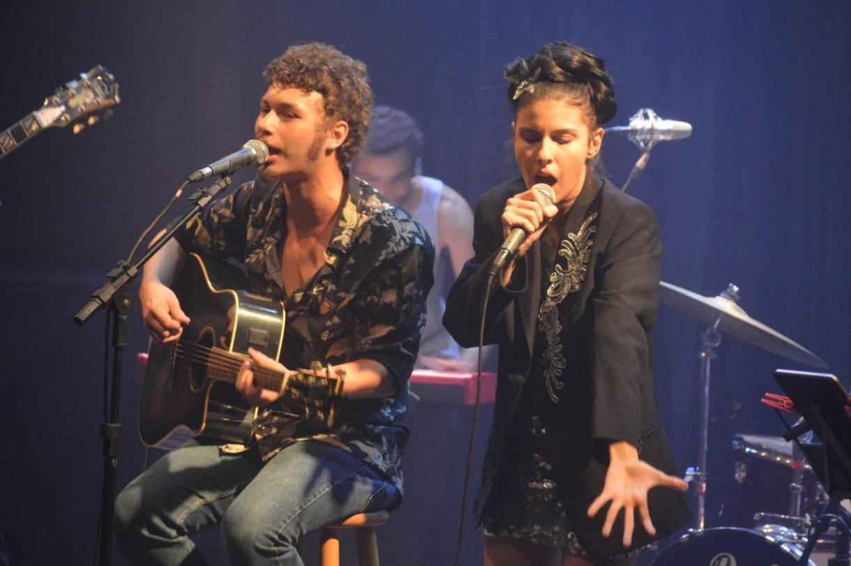 Daíra e João Mantuano no Centro da Música Carioca. Leia no Vivente Andante.