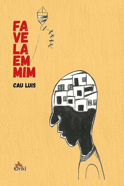 Favela em mim - capa