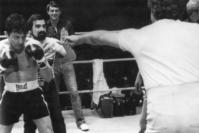 imagens raras de Martin Scorsese