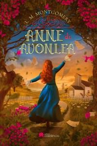 Capa do livro Anne Avonlea