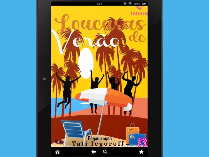 Loucuras de verão da Editora Lettre tem conto de Alvaro Tallarico