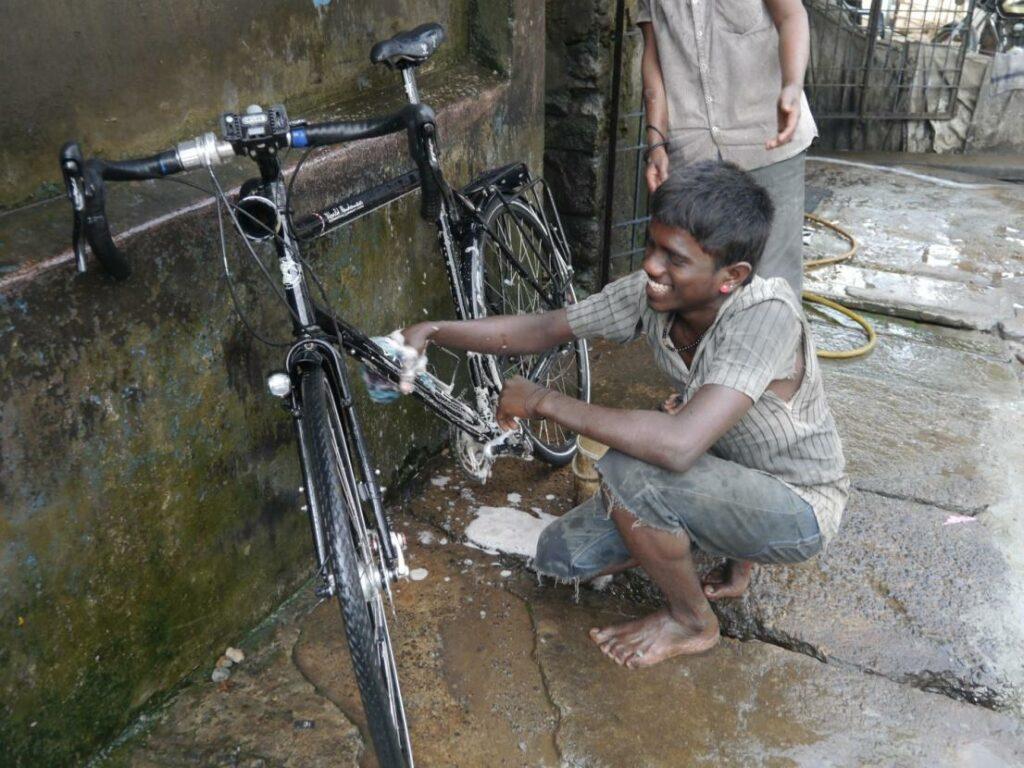 Nothing beats handwashing. (Vizag)