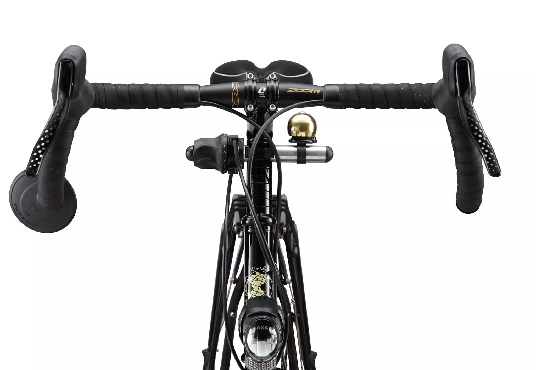 63f7d4c2237 ... developed to get our bodies a little lower, or at least to give us the  option of being lower. This would reduce wind resistance. But for touring  bikes, ...