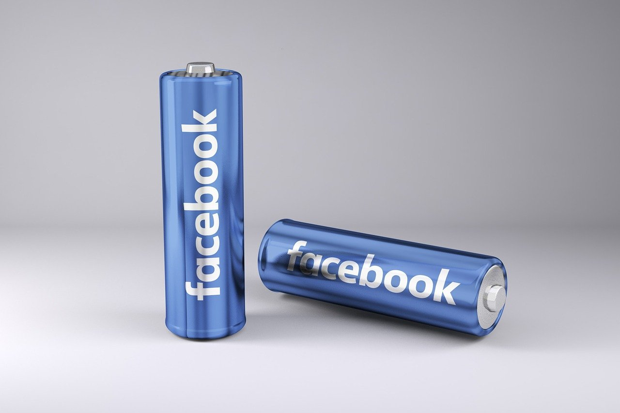 recharge, facebook, facebook battery-2387087.jpg